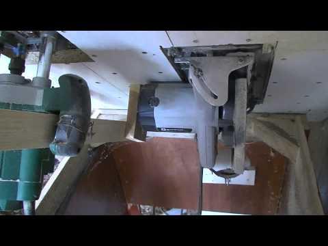Фрезерный станок своими руками из подручных материалов 4