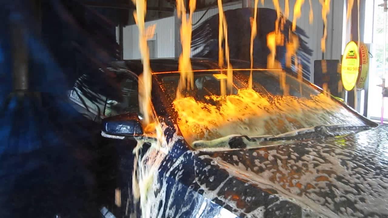 Hot Wax Car Wash