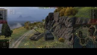 World of Tanks : French ARL 44 Tier 6 ( Ace Tanker, 5 Medals, 3.2k Damage, 8 Kills )