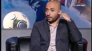 وائل رياض عن اتحاد الكره