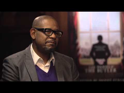 Forest Whitaker Interview Butler