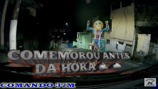 COMEMOROU ANTES DA HORA