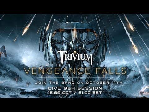 Trivium - Vengeance Falls (album)