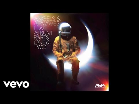 Angels & Airwaves - The Moon Atomic Fragments And Fictions