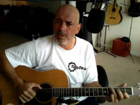 Couldn't love you more - John Martyn cover