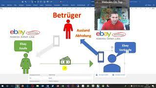 neuer Betrug bei Ebay und Kleinanzeigen  falsche Гberweisung und Abholung oder Ausland