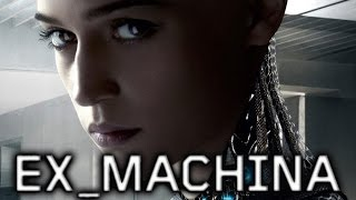 Ex Machina (Trailer en Español Oficial)