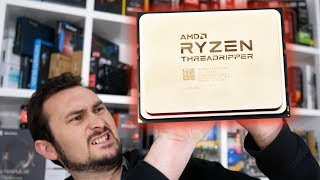 AMD Ryzen Threadripper 1950X & 1920X: Specs, Pricing & My Thoughts!
