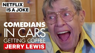 Comedians In Cars Getting Coffee | Jerry Lewis [HD] | Netflix