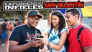 Exponiendo Infieles en San Valentin   Honduras