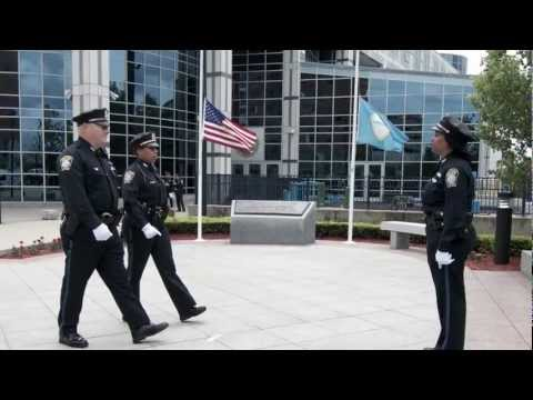 Boston Police Department: Peace Officers Memorial Day 2012