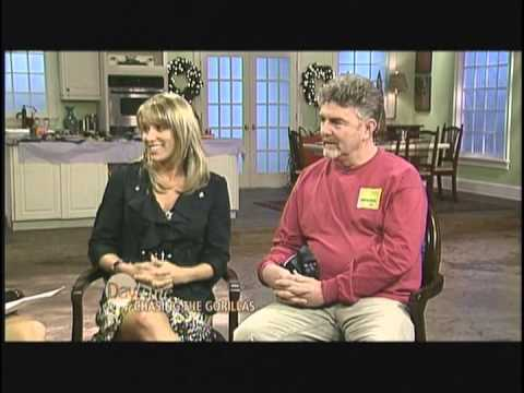 Kelly Diedring Harris heads to Rwanda with Terra Incognita Ecotours on Daytime!