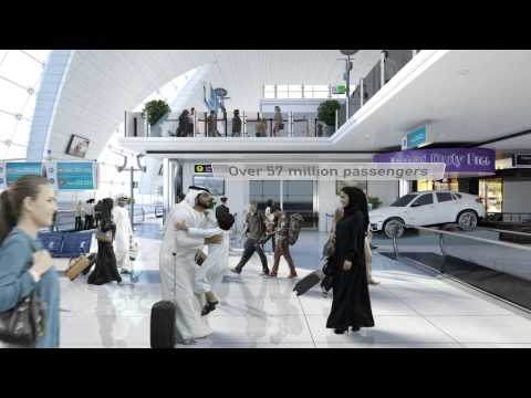 Business Boom in Dubai -- Expo2020