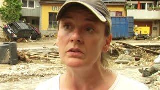 Unwetter In Braunsbach: Anwohner Schildern Die Katastrophe