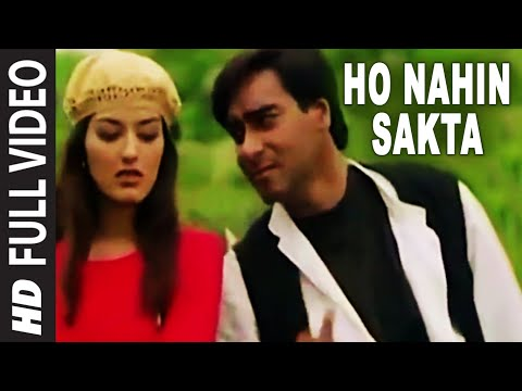 Ho Nahin Sakta [full Song] | Diljale | Ajay Devgn, Sonali Bendre video
