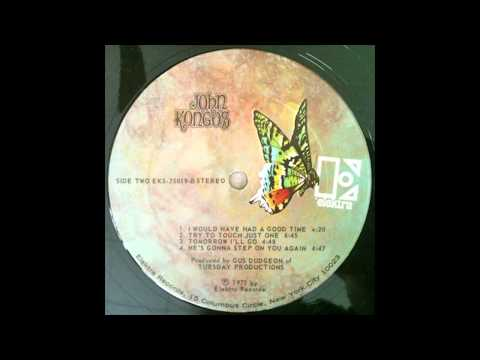 John Kongos - Jubilee Cloud