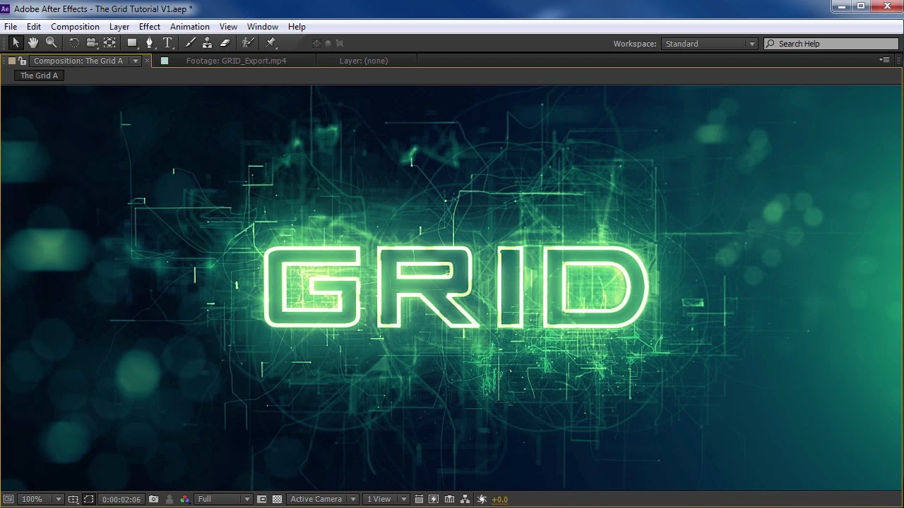 Grid Experiment Tutorial Youtube