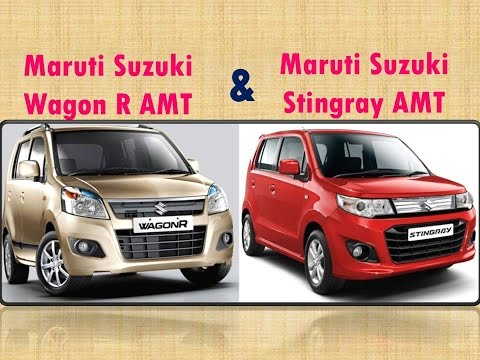 maruti suzuki wagon r stingray price review pics specs html autos weblog. Black Bedroom Furniture Sets. Home Design Ideas