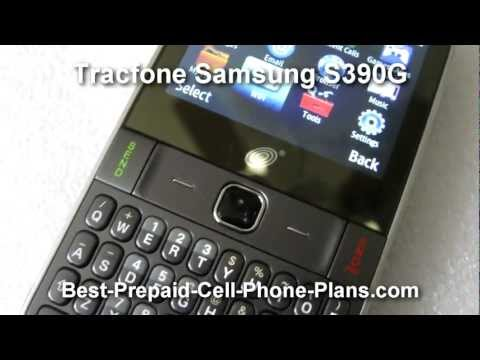 Samsung S390G for Tracfone: Key Features