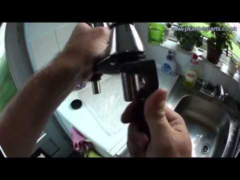 0 How To Change a Kitchen Tap   Plumbing Tips