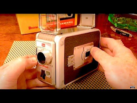 8mm Movie Camera - ASMR