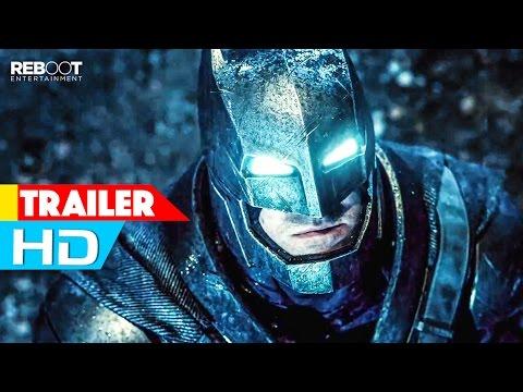 'Batman v Superman: Dawn Of Justice' Official Trailer #1 (2015) Ben Affleck, Henry Cavill Movie HD