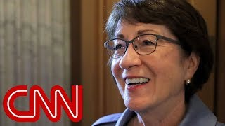 Sen. Collins on health care (full interview)