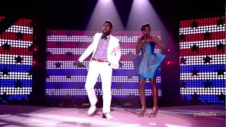 American Boy Estelle Feat Kanye West Ema Live 2008 Hd