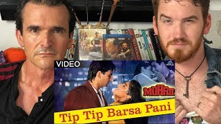 Tip Tip Barsa Paani Song REACTION!!   Mohra   Akshay Kumar  90's Songs