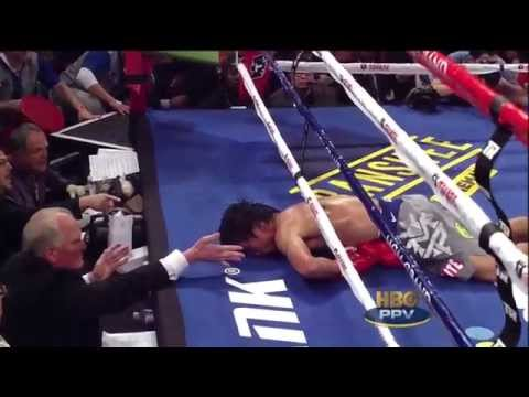 Juan Manuel Marquez  Vs Pacquiao Manny Knockout of the Year
