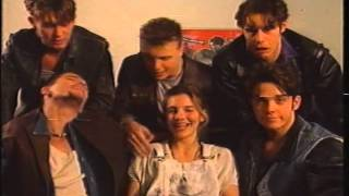Take That on Jim'll Fix It - Behind the scenes of 'Could It Be Magic' - 1992