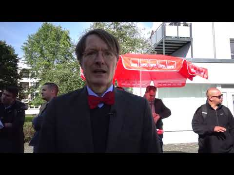 Prof. Dr. Karl Lauterbach (SPD) - Leverkusen