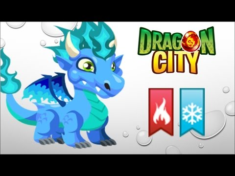 Dragon City - Getting Cool Fire Dragon 100% (No Hack)