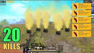 Download Song THEY HACKED FLARE GUNS | SOLO VS SQUAD | PUBG MOBILE Free StafaMp3