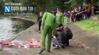 Phát hiện thi thể nổi trên hồ Thiền Quang là ai?