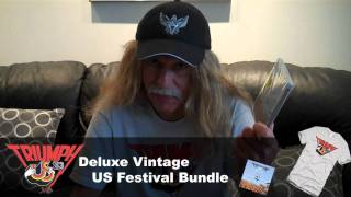 TRIUMPH US Festival 1983 - DELUXE Merch Bundle [Exclusive to TriumphMusic.com]