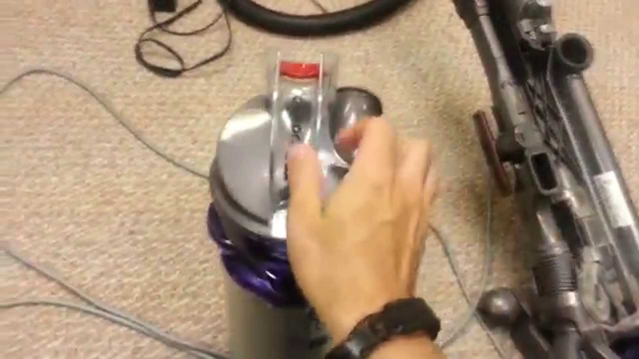 How To Fix Your Dyson Vacuum Cleaner When It Sucks At