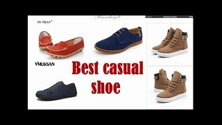 Best casual shoes review -2017/casual shoe for men/ Лучший обзор повседневной обуви 2017