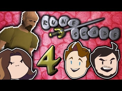 Old School RuneScape: Tales From School - PART 4 - Grumpcade (ft. SuperMega)