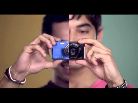 Sony Cyber-Shot camera 2012 new TVC : Slip in...