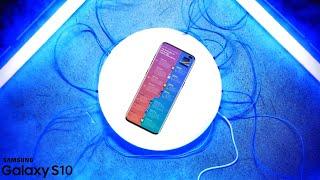 Samsung Galaxy S10 - BOLD MOVE!