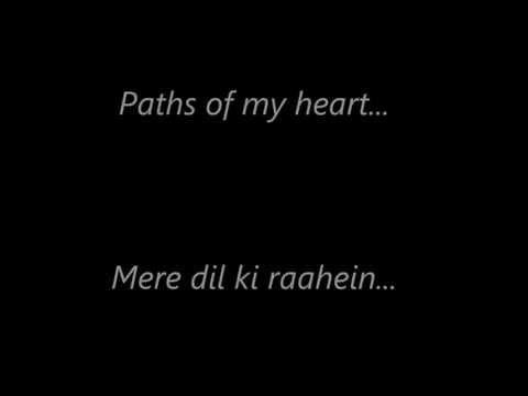 Dil Kare with Lyrics and English Subtitles - Atif Aslam - Ho Mann Jahaan
