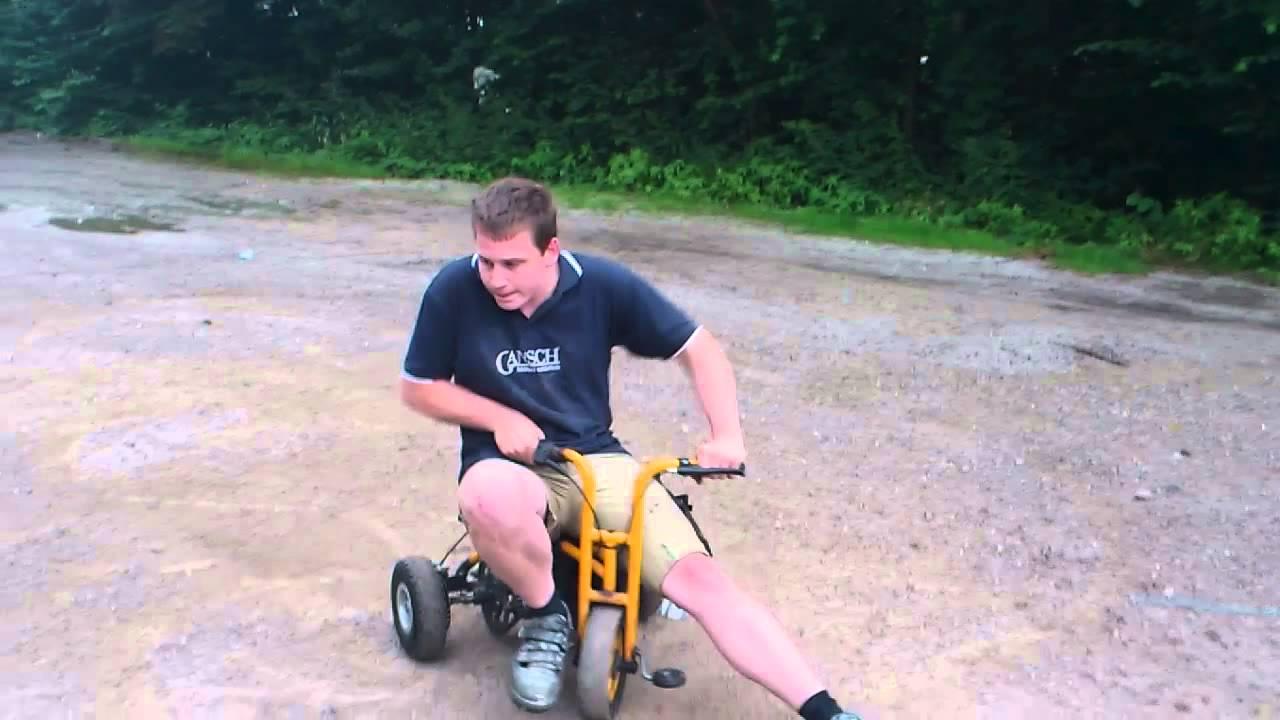 Dreirad Mit Motor Motor Dreirad