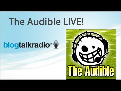 ✪ Sports - The Audible LIVE! (8/09/12)