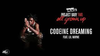 Kodac Black Codeine Dreaming ft. Lil Wayne