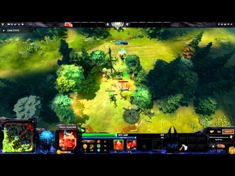 3 Camp Rotation - Jungle ANY hero to lvl6 in 5:30 (Troll Warlord lvl6 4:42)