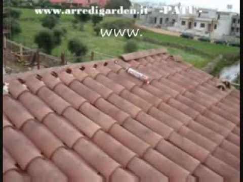 Strutture e tetti in legno lamellare youtube for Montaggio tetto in legno ventilato