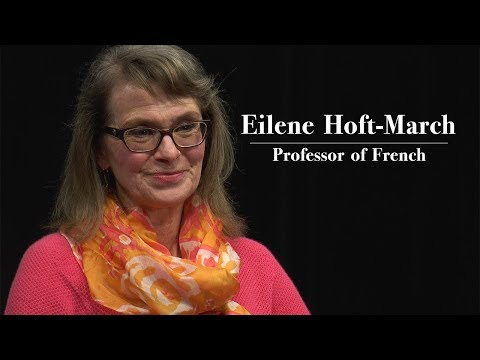 Spiritual Lives at Lawrence: Eilene Hoft-March