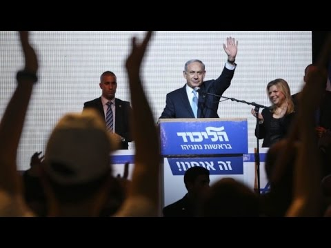 Psalm 83 : PM Netanyahu wins landslide election vowing no Two State Solution (Mar 18, 2015)