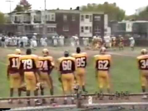 1993 Central High school football film Philadelphia PA